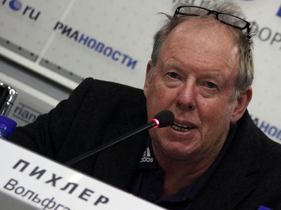 Вольфганг Пихлер закончил работу с российской сборной
