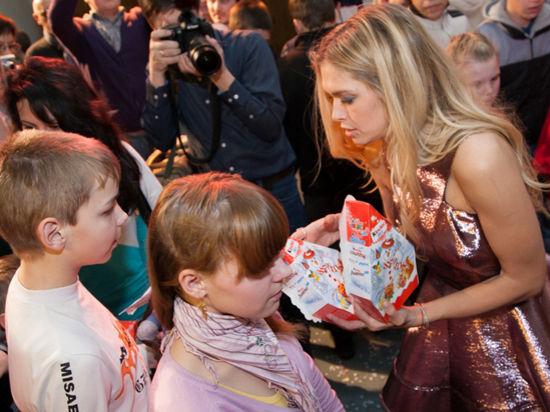 Вера Брежнева стала принцессой в Москве