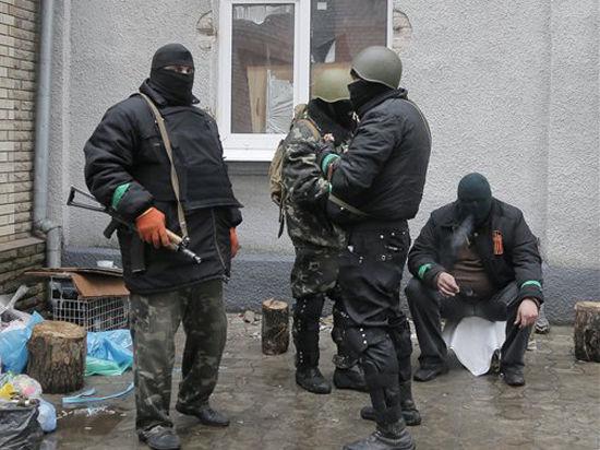 «Завтра была война»: Турчинов дал протестующим с востока время до утра понедельника
