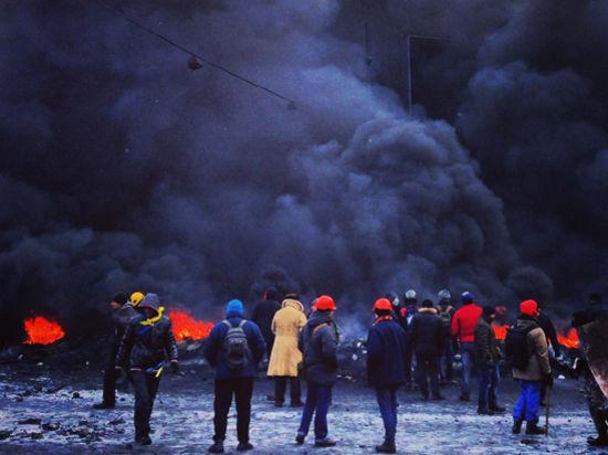 Кто стоит в первых рядах атакующих «Беркут»