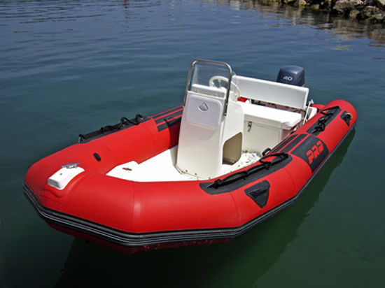ФСО закупает надувные лодки для охраны президента