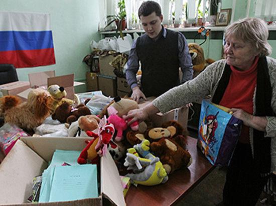 Из Подмосковья в Крым с любовью