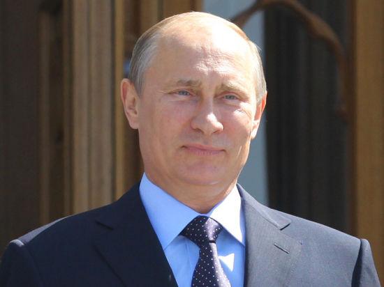 Путин призрел село Бельго