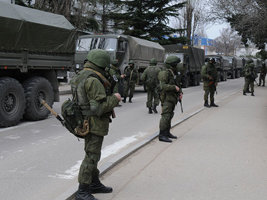 В Киеве объявлена мобилизация