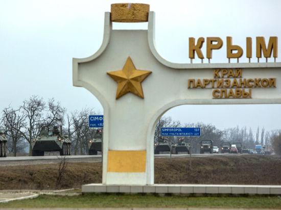 Министр информации Крыма Полонский: «Они направляются к нам поездами и автобусами»