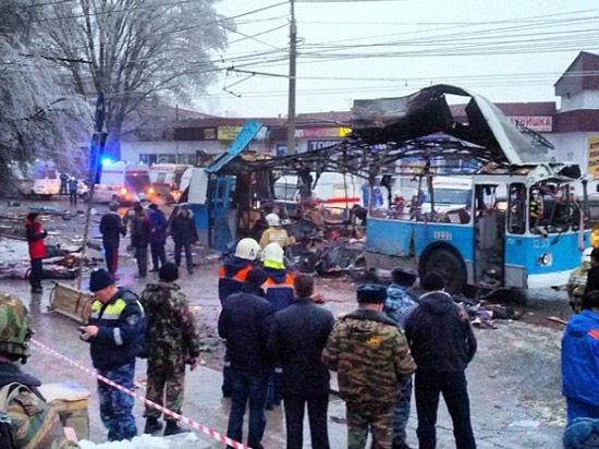Политик Владимир Рыжков: «Взрывы в Волгограде - это настоящая война»