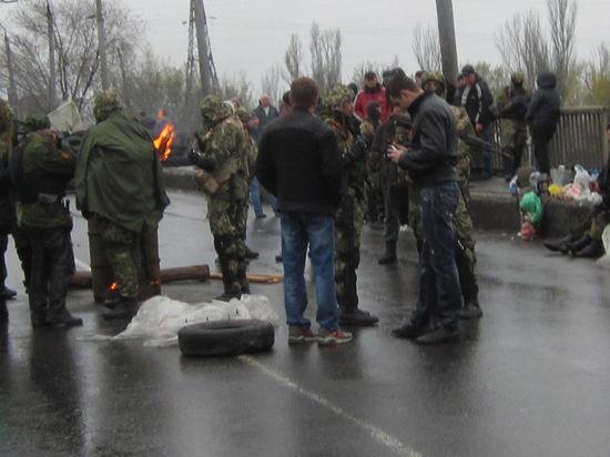 Полтонны лука для украинцев. Война войной, а обед по расписанию