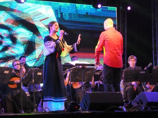 «Ой, цветёт калина» на египетской земле: в Хургаде прошел фестиваль российской культуры