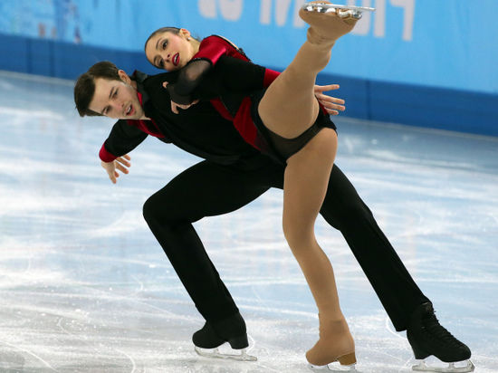 Горячка фигуристов: Ксения Столбова и Федор Климов – вновь, как и на Олимпийских играх, вторые