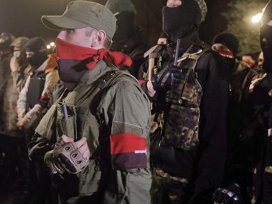 Милиция нейтрализовала «Правый сектор», взявший в осаду в гостинице Олега Царева