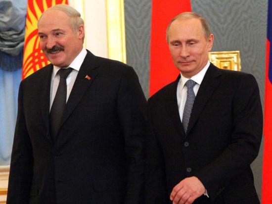 Путин и Лукашенко вспомнили в Кремле все хорошее