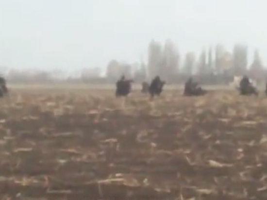 Донецкий Славянск берут в кольцо