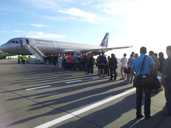 По темпам роста «Аэрофлот» — второй в Европе