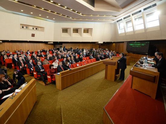 Верховный совет Крыма принял постановление о независимости