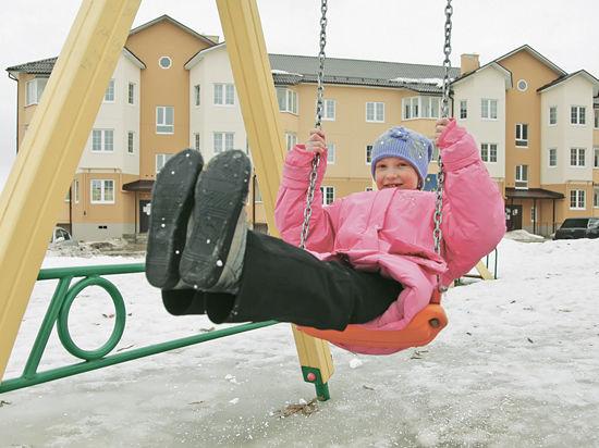 Реутовские детские площадки признаны лучшими