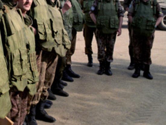 В руки «зелёных человечков» попали несколько украинских военных разведчиков