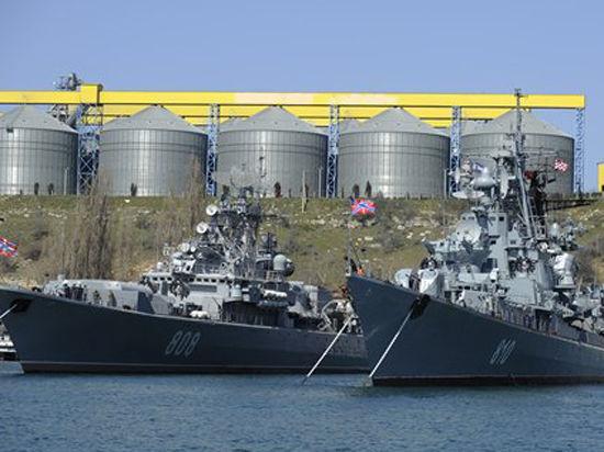 Украинский министр Продан: Черноморский флот находится на территории Украины