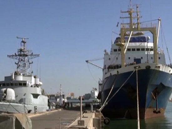 Сенегал не пошел на переговоры по судну