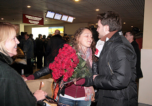 Россияне вернулись из Туниса