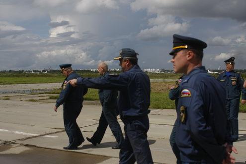 Катастрофическая ситуация в Хабаровске