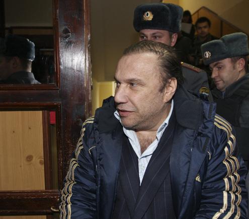 Суд арестовал Виктора Батурина на два месяца