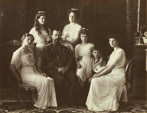 Царскую семью кормили на убой