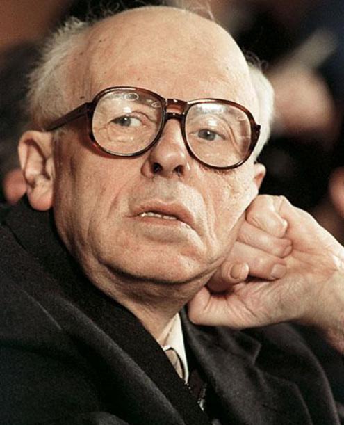 Cоветский физик, академик АН СССР, один из создателей советской водородной бомбы Андрей Дмитриевич Сахаров