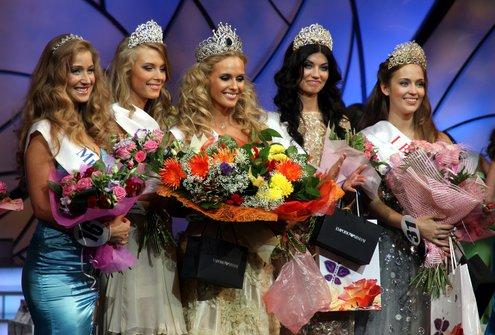 """""""Мисс Москва 2010"""" подвела итоги"""