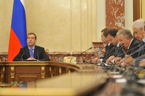 Медведев: надо разработать изменения в программу развития конкуренции