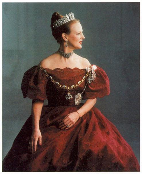 Королева лесбиянка в дании