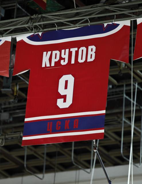 Ушел Владимир Крутов