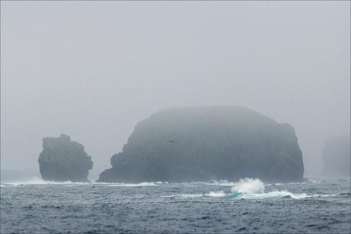 Экспедиция к безымянным островам Курильской гряды