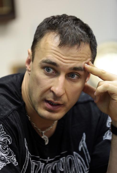 Двукратный олимпийский чемпион сочинских Игр  - Алексей Воевода в гостях у МК