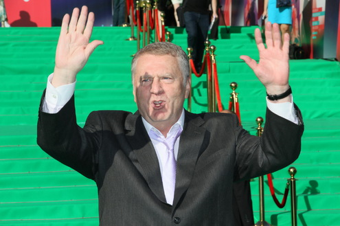 Открытие Московского международного кинофестиваля