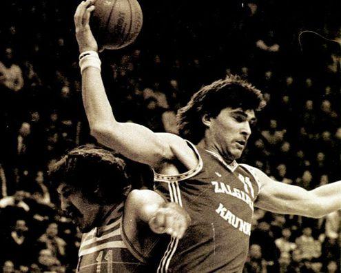 Арвидас Сабонис войдет в Зал славы НБА