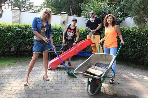 Группа «Банд'Эрос» пригласили «МК» на вареники