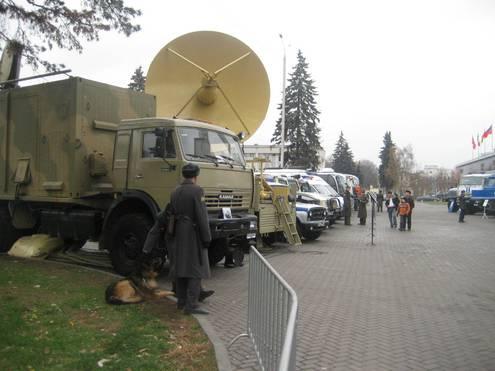 Спецтехника и вооружения - 2010