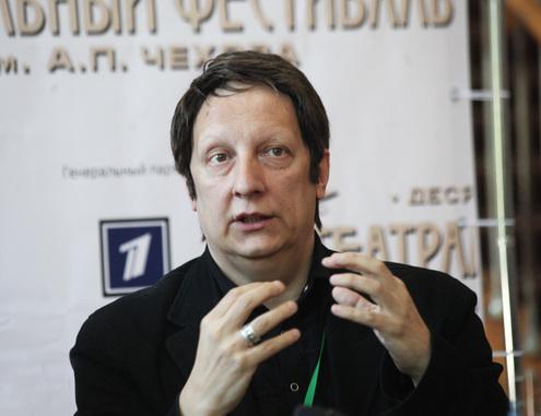 В Москву приехал Робер Лепаж