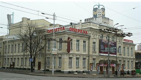 Дождется ли Театр оперетты обещанной реконструкции?