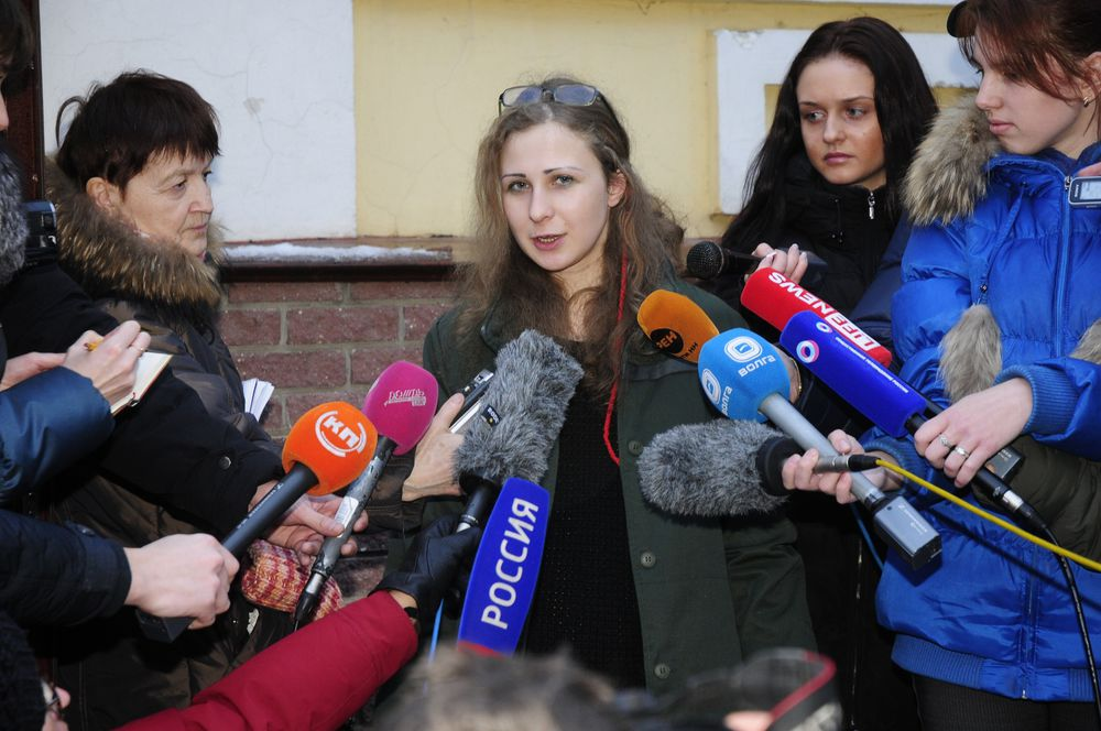 Мария Алехина провела встречу с представителями «Комитета против пыток» в Нижнем Новгороде