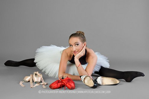 Балерина Анастасия Винокур раскрыла секреты