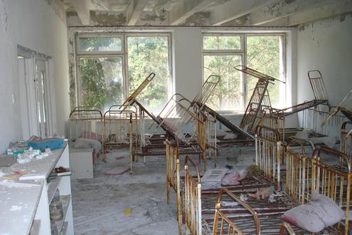 Белые пятна Чернобыля