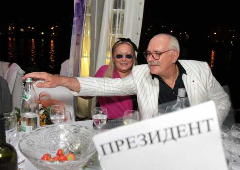 Фестиваль обрел лицо Михалкова