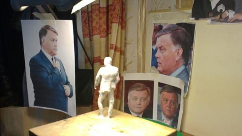 В Санкт-Петербурге создали нового мэра Москвы в миниатюре