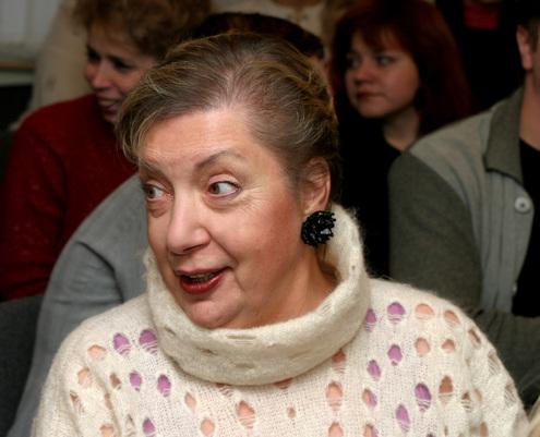 Леди Винтер русского театра