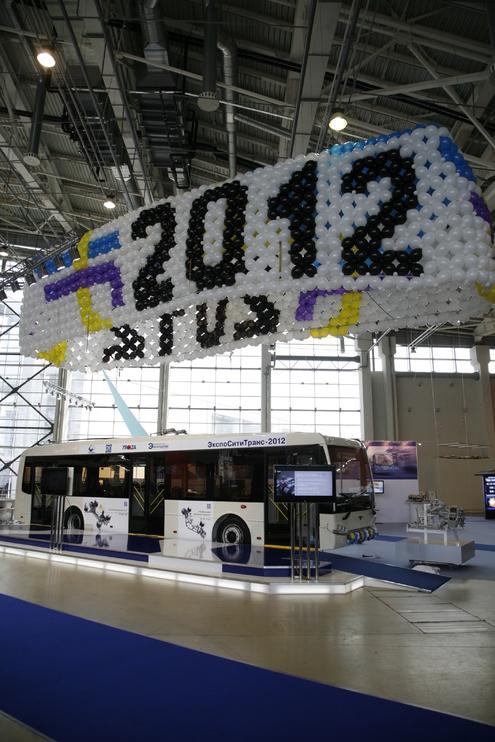 В Москве показали, как будет выглядеть общественный транспорт будущего