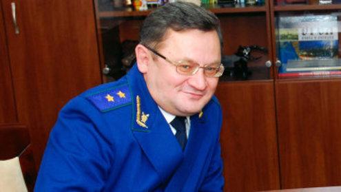 Скончался прокурор Вячеслав Сизов
