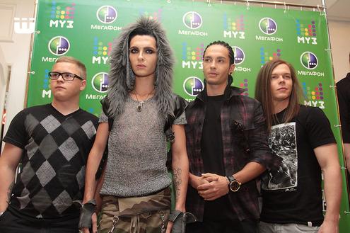 Церемония вручения премии МУЗ ТВ-2011