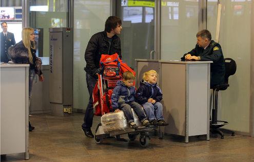 «МК» проверил, как охраняют от террористов столичные аэропорты