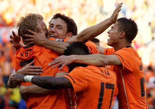 Вот это Голландия!